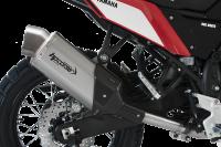 HP Corse - HP Corse 4 Track R Titanium Slip-on Exhaust: Yamaha Tenere 700