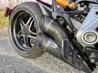BST Wheels - BST RAPID TEK Carbon Fiber 5 SPLIT SPOKE WHEEL SET: Ducati Diavel/X - Image 3