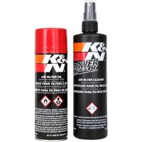 K&N - K&N Air Filter Aerosol Care Kit - Image 2