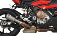 Termignoni SO-02 Slip-On Titanium Exhaust: BMW S1000RR '20