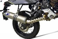 Termignoni - Termignoni Relevance Slip-on Exhaust: Yamaha Tenere 700