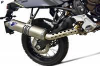 Termignoni - Termignoni Relevance Slip-on Exhaust: Yamaha Tenere 700 - Image 1