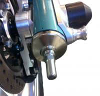 Corse Dynamics - CORSE DYNAMICS Chain Adjuster Bolt Covers: Sport Classic, GT1000, & Paul Smart - Image 3