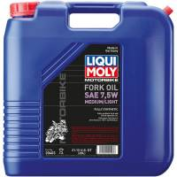 Liqui Moly - Liqui Moly Medium Fork Oil 7.5wt: 20 Liters