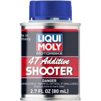 Liqui Moly - Liqui Moly 4T Fuel Additive Shooter 80 ml