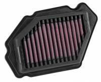 K&N - K&N Performance Air Filter: Kawasaki Ninja H2 '15+, Ninja H2 SX-SE '18+