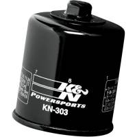 K&N - K&N Performance Oil Filter: Kawasaki Ninja H2/R '15+