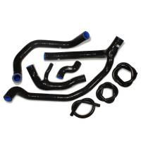 Engine & Performance - Engine Cooling - Samco Sport - Samco Silicone Coolant Hose Kit: Ducati XDiavel '16+