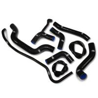 Engine & Performance - Engine Cooling - Samco Sport - Samco Silicone Coolant Hose Kit: Ducati Monster 1200-821