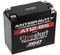 Antigravity  - Antigravity Re-Start Lithium Ion Battery: Ducati Monster 1200-821-797, Multistrada 1200-1260, Sport Classic, Scrambler, Hypermotard, Diavel, 998-999-1098-1198
