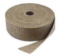 Parts - Universal Parts - Thermo Tec - THERMO-TEC Exhaust Insulating Wrap: Natural 2 inch