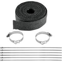 "Exhaust - Accessories - Vance & Hines - Vance & Hines Header Wrap Kit: 2"" x 25'"
