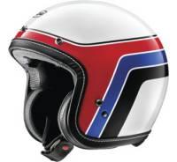 Arai - Arai Classic-V Groovy Helmet: Groovy White