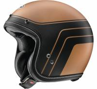 Arai - Arai Classic-V Groovy Helmet: Tan Frost