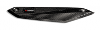 Exhaust - Accessories - Akrapovic - Akrapovic Carbon Fiber Heat Shield: BMW F900R/XR