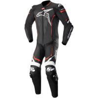 Men's Apparel - Men's Leather Suits - Alpinestars - Alpinestars GP Plus v2 1-Piece Leather Suit [Black/Red]