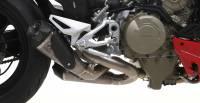 Arrow - Arrow Works Full Titanium Slip-On Exhaust: Ducati Streetfighter V4/S, Panigale V4/S/R