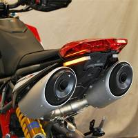 New Rage Cycles - New Rage Cycles Fender Eliminator: Ducati Hypermotard 950/SP