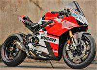 "OZ Motorbike - OZ Motorbike GASS RS-A Forged Aluminum Wheel Set: Ducati Panigale 1199-1299-V4, SF V4 [6.0"" Rear] - Image 21"