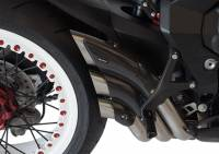HP Corse - HP CORSEHYDROTRE STAINLESS STEEL SLIP ON EXHAUST: MV AGUSTA DRAGSTER 800RR [18/19]