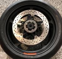 OZ Motorbike - OZ Motorbike Forged Aluminum Wheel Set: BMW R1200GS '14-'18, R1250GS - Image 9