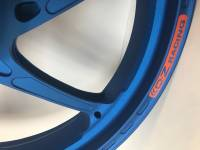 OZ Motorbike - OZ Motorbike Piega Forged Aluminum Wheel Set: BMW K1200-1300S/R/GT - Image 8