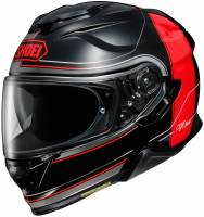 Shoei - Shoei GT-AIR II Crossbar TC-1 [Black/Red]