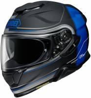 Shoei - Shoei GT-AIR II Crossbar TC-10 [Matte Black/Blue]