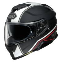 Shoei - Shoei GT-Air II Panorama TC-5 [Black/White/Red]