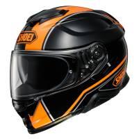 Shoei - Shoei GT-Air II Panorama TC-8 [Black/Orange/White]