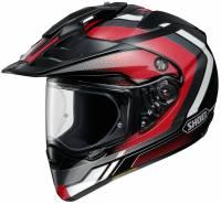 Shoei - Shoei Hornet X2 Sovereign Helmet TC-1 [Red/Black]