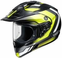 Shoei - Shoei Hornet X2 Sovereign Helmet TC-3 [Hi-Viz/Black]