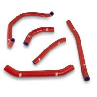 Engine & Performance - Engine Cooling - Samco Sport - Samco Silicone Coolant Hose Kit: Honda Africa Twin CRF1000L '16-'19