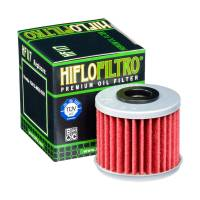 Hiflo - HiFlo Oil/Transmission Filter for DCT Models: Honda NC700, Africa Twin 1000-1100