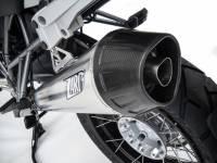 Zard - Zard Conical Slip-on Exhaust: BMW R1200GS '10-'12