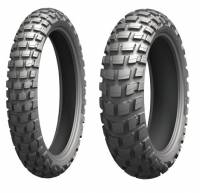 Michelin Tires - Michelin Anakee Wild Tire Set: Yamaha Tenere 700