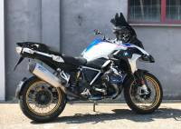 Spark - Spark Fighter Titanium/Carbon Slip-on Exhaust: BMW R1250GS / Adventure - Image 3