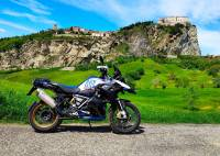 Spark - Spark Fighter Titanium/Carbon Slip-on Exhaust: BMW R1250GS / Adventure - Image 5