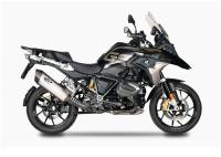 Spark - Spark Fighter Titanium/Carbon Slip-on Exhaust: BMW R1250GS / Adventure - Image 10