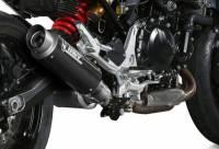 Mivv Exhaust - Mivv GP Pro Carbon Fiber Slip-on Exhaust: BMW F900R