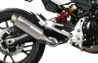 Mivv Exhaust - Mivv GP Pro Titanium Slip-on Exhaust: BMW F900R