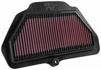 K&N - K&N Performance Air Filter: Kawasaki Ninja ZX-10R/RR '16-'20