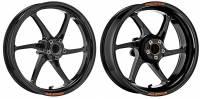 OZ Motorbike - OZ Motorbike Cattiva Forged Magnesium Wheel Set: Honda CBR1000RR '08-'15 w/o ABS
