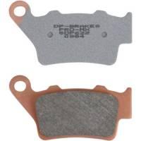 Brake - Pads - DP Brakes - DP Brakes Sintered Rear Brake Pads: Ducati Scrambler 803-1100, GT1000, Sport Classic / BMW GS / Yamaha Tenere 700