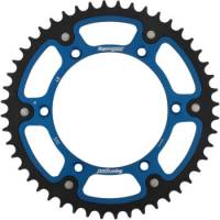 Supersprox - Supersprox Stealth Rear Sprocket [Blue]: Yamaha WR250R '08-'17