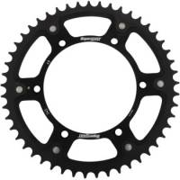 Supersprox - Supersprox Stealth Rear Sprocket [Black]: Yamaha WR250R '08-'17