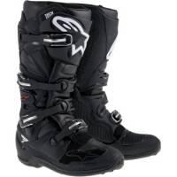 Men's Apparel - Men's Footwear - Alpinestars - Alpinestars Tech 7 Boots [Black]