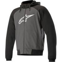 Men's Apparel - Men's Shirts - Alpinestars - Alpinestars Chrome Jacket [Gray/Black/White]