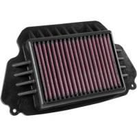 K&N - K&N High Performance Air Filter: Honda CB650F, CBR650F '14-'18