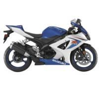 Stickers, Patches, & Toys - Toys - NewRay - New Ray Toys 1:12 Scale Sport Bikes: Suzuki 2008 GSX-R1000